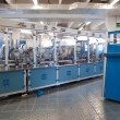 Factory - Building line e machine for automation — Foto Stock