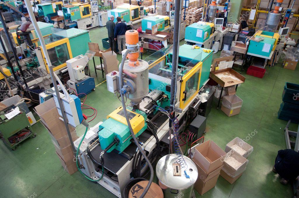 Заводы-производители по пластику
