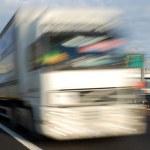 Truck (Italy, Europe) — Stock Photo #9938675