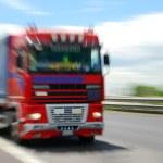 Truck (Europe) — Stock Photo #9939069