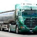 Truck (Europe) — Stock Photo #9939071