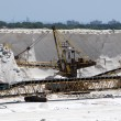 Stock Photo: Saltworks: Saline-de-Giraud, Camargue