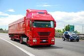 Truck (Europe) — Stock Photo