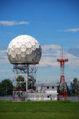 Doppler radar — Stock Photo