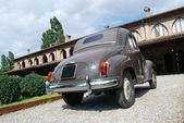 Old european car (Italy) — Stock Photo