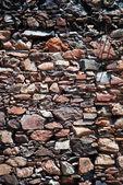 Eski taş duvar — Stok fotoğraf