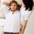 Young couple — Stock Photo #10010739