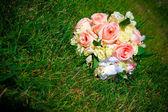 Ramo de la boda — Foto de Stock