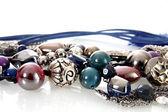 Female costume jewellery — Stock Photo