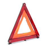 Traffic sign , isolated. — Stock Photo