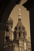 Cattedrale di santa sofia — Foto Stock