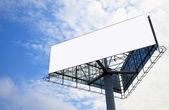 Billboard — Stock Photo