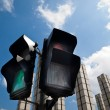Traffic light — Stock Photo #9496845
