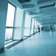 The interior of the modern building. — Stock Photo