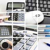Finance scene — Stock Photo