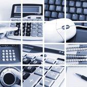 Finanzen-szene — Stockfoto