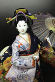 Geisha doll — Stock Photo