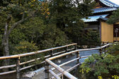 Temple in japan — 图库照片
