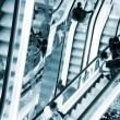 Escalator — Stock Photo #9526637