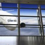 Jet airplane — Stock Photo #9529714