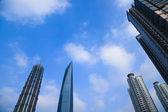 Skyscraper of shanghai — Stock Photo