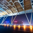 Shanghai airport — Stock Photo