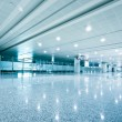 Walkway of airport — Stock Photo #9539154