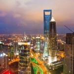 Shanghai — Stockfoto #9540734