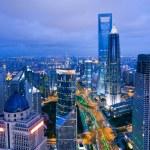 Shanghai — Stockfoto #9541057