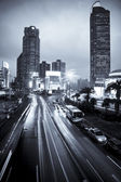 View of shanghai — Stock Photo