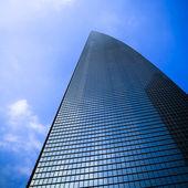 Shanghai world financial center — Stock Photo