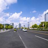 City scene — Stock Photo