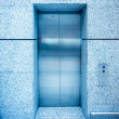 Royalty-Free Stock Photo: Door of elevator