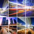 Megacity Highway — Stock Photo