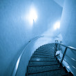 Stairs of a hotel interior. — Stock Photo #9634666