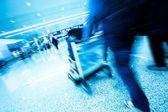 Viajero de movimiento — Foto de Stock