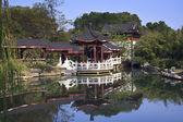 Chinese garden — Stock fotografie