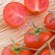 Cocktail tomatoes — Stock Photo