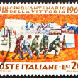 Postage stamp Italy 1968 Mobilization — Stock Photo #10018568