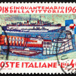 Postage stamp Italy 1968 Navy — Stock Photo #10018678