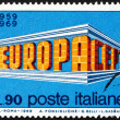 Postage stamp Italy 1969 Europe CEPT 1969 — Stockfoto