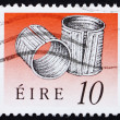 Postage stamp Ireland 1990 Derrinboy Armlets — Stock Photo