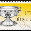 Postage stamp Ireland 1990 Ardagh Chalice - Stock Photo