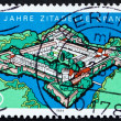 Postage stamp Germany 1994 Spandau Fortress — Stock Photo
