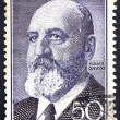 Stock Photo: Postage stamp Spain 1955 Leonardo Torres Quevedo, Mathematician