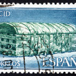 Postage stamp Spain 1962 El Cid's Treasure Chest, El Cid Campead — Stock Photo #10206044