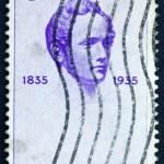Постер, плакат: Postage stamp Italy 1935 Vincenzo Bellini Operatic Composer