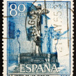 Postage stamp Spain 1964 Christ of Lanterns, Cordova — Stock Photo #10264364