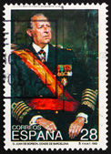 Postage stamp Spain 1993 Don Juan de Bourbon, Count of Barcelona — Stock Photo