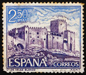 Postage stamp Spain 1969 Velez Blanco, Almeria, Spain — Stock Photo